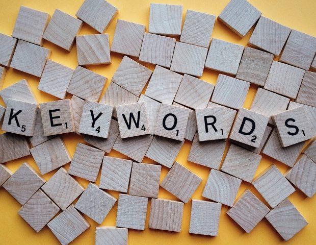 o que é keyword