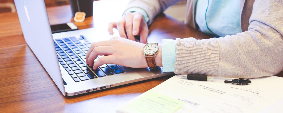 Como escrever textos para blog