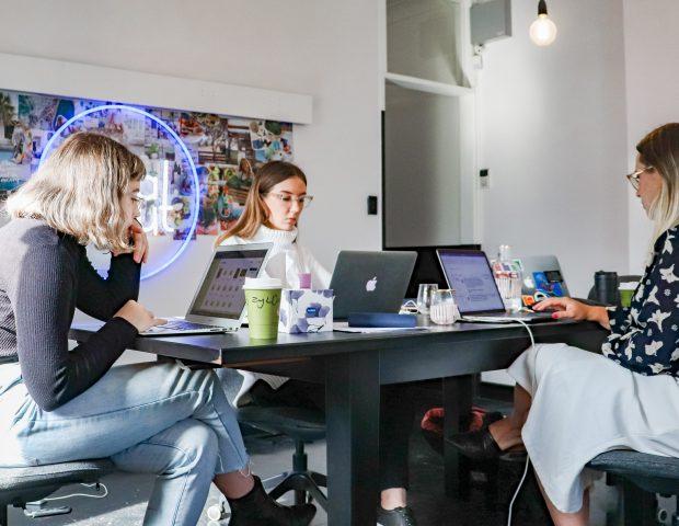 agência de marketing para startups